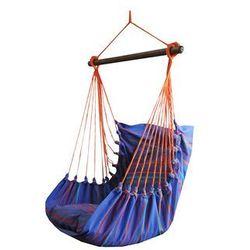 Fotel hamakowy, Niebieski / turkusowy HC9