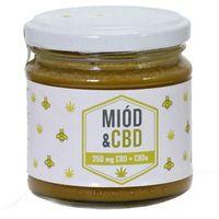 Miód wielokwiatowy z ekstraktem CBDa/CBD 240g