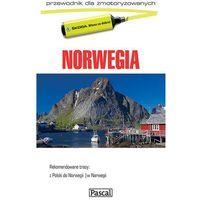 Norwegia. Przewodnik Dla Zmotoryzowanych (192 str.)