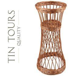 Tin tours sp.z o.o. Kwietnik wiklinowy 60 cm
