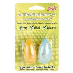 White Pearl Smile pojemnik antybakteryjny do szczoteczki do zębów + do każdego zamówienia upominek. - prod
