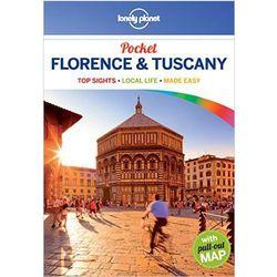 Lonely Planet Pocket Florence & Tuscany, książka z kategorii Literatura obcojęzyczna