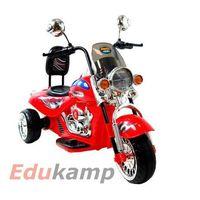 Import super-toys Mega motor motocross chopper na dwa silniki nowość/hl500