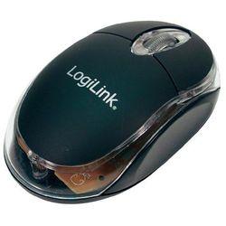 Myszka optyczna do notebooka z diodami LED, kup u jednego z partnerów
