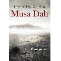 Czterdzieści dni Musa Dah, oprawa twarda