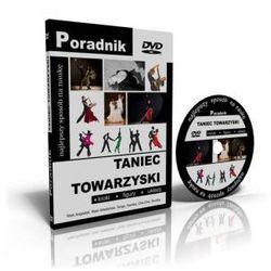 Taniec Towarzyski - Poradnik DVD (nauka tańca) z kategorii Poradniki wideo