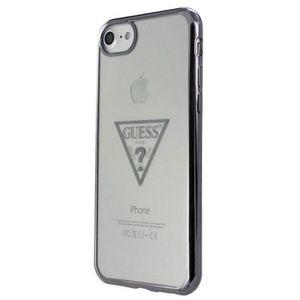 Guess  etui hardcase triangle iphone 7 czarny (guhcp7trtlbk) darmowy odbiór w 21 miastach!