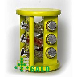 obrotowa półka 12el. zielony połysk 5901832921424 marki Gald