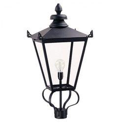 Podwójna latarnia Parish czarna, PR8