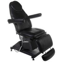 Vanity_b Elektryczny fotel kosmetyczny amalfi bt-158 czarny