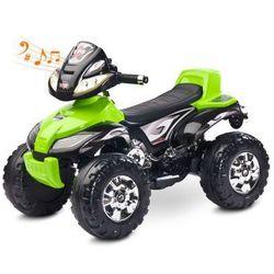 Toyz CUATRO Quad na akumulator dla dzieci nowość green - oferta [95a6e60eb1b237e0]