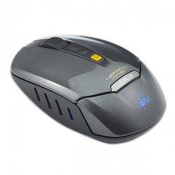 Mysz E-Blue Vertical on air, optyczna, bezprzewodowa, szara EMS148GY Darmowy odbiór w 20 miastach! (6958012210006)