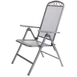 Happy green krzesło ogrodowe składane garde 112 × 68 × 60,5 cm