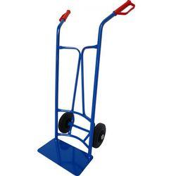 J.a.d. tools wózek transportowy stałe koła 200 mm (8595616607337)