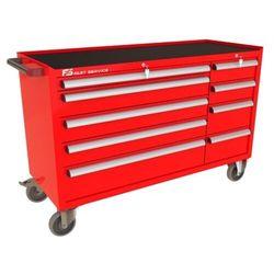 Wózek warsztatowy mega z 9 szufladami pm-221-23 marki Fastservice