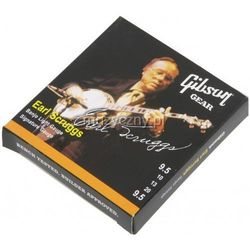 Gibson SBG ESL Earl Scruggs struny do Banjo 0095-020 light z kategorii Pozostała muzyka