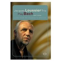 Jacques Loussier Trio Play Bach (DVD) - Jacques Loussier Trio