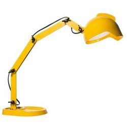 Lampka biurkowa duii żółta marki Foscarini