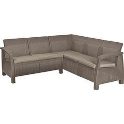 KETER sofa ogrodowa CORFU RELAX cappuccino