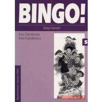 Bingo! 5 Zeszyt ćwiczeń, książka z kategorii Hobby i poradniki
