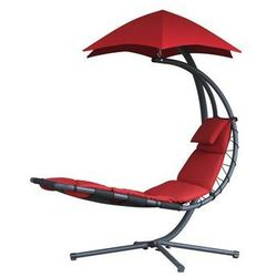 Fotel hamakowy, Czerwony DREAM - sprawdź w wybranym sklepie