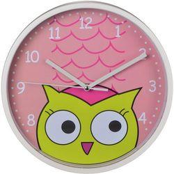 Hama zegar ścienny sowa (4047443224828)