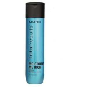 Matrix total results moisture me rich shampoo szampon nawilzajacy 300ml