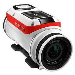 Zewnętrzna kamera  bandit adventure pack (1lb0.001.02) biała wyprodukowany przez Tomtom