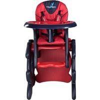 Krzesło do karmienia CARETERO ze stoliczkiem Primus czerwony + DARMOWY TRANSPORT!