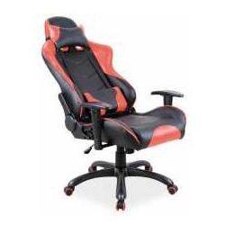 Fotel Q-109 czarno-czerwony - ZADZWOŃ I ZŁAP RABAT DO -10%! TELEFON: 601-892-200, SM F Q012_20170402161452