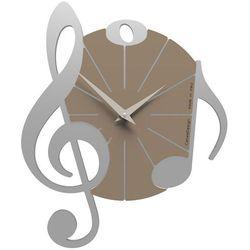Zegar ścienny Vivaldi CalleaDesign aluminium