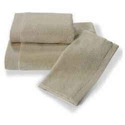 Soft cotton Ręcznik kąpielowy micro cotton 75x150cm jasnobeżowy