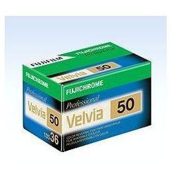 Fujichrome velvia 50 /36 slajd kolorowy typ 135 wyprodukowany przez Fujifilm