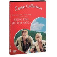 Sześć dni, siedem nocy (DVD), kup u jednego z partnerów