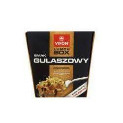 Tan viet Lunch box smak gulaszowy danie błyskawiczne z kluskami pikantne 80 g vifon