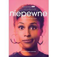 Niepewne (DVD) - Melina Matsoukas
