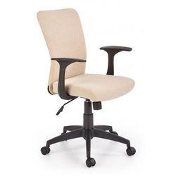 Młodzieżowy fotel do biurka Syriusz - beżowy