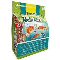 TETRA Pond Multi Mix 4 l podstawowa mieszanka dla ryb w oczkach wodnych - DARMOWA DOSTAWA OD 95 ZŁ!