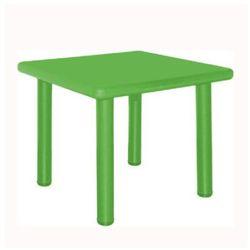 BIECO Stolik kolor zielony z kategorii Krzesła i stoliki