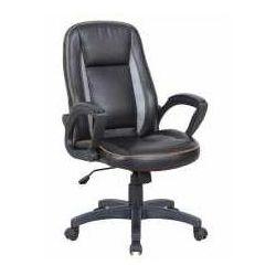 Fotel robin czarno-popielaty - zadzwoń i złap rabat do -10%! telefon: 601-892-200 marki Halmar