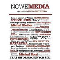 NOWE MEDIA pod redakcją Eryka Mistewicza Kwartalnik 2/2012 - Eryk Mistewicz, oprawa miękka