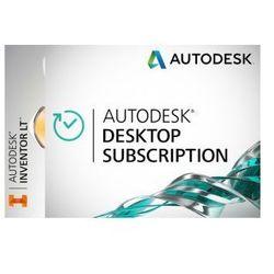 WYPOŻYCZENIE Autodesk Inventor LT 2016 desktop subscription Trade In 3 lata (oprogramowanie)
