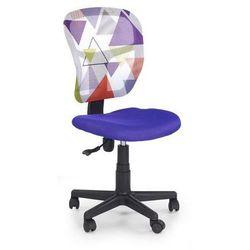 krzesło dziecięce JUMP fioletowy