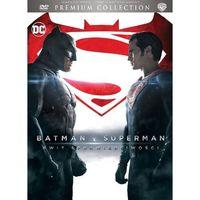 Batman v Superman: Świt sprawiedliwości Premium Collection (DVD) - Zack Snyder