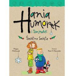 Hania Humorek i Smrodek. Świetne święta, książka z kategorii Humor, komedia, satyra