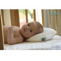 MIMOS- XS, medyczna poduszka dla niemowląt, leczy i zapobiega płaskogłowiu, rozm.XS- dawniej rozmiar L