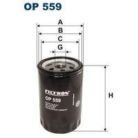 Filtr oleju OP 559 (5904608005595)