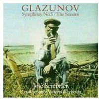 Glazunov: Symphony No.5 / The Seasons Ballet, kup u jednego z partnerów