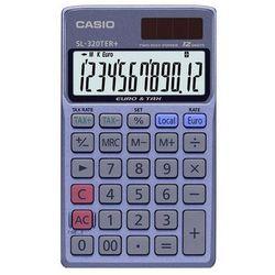 kalkulator kieszonkowy sl-320ter+ marki Casio