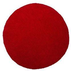 Dywan ø 140 cm czerwony DEMRE (4260602376675)